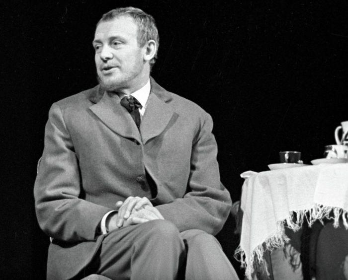 Иннокентий Смоктуновский в спектакле «Идиот». / Фото: www.sputnik.by