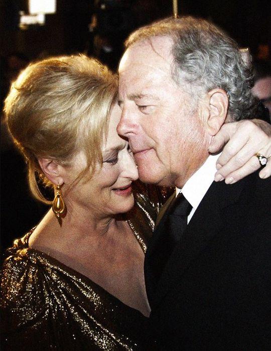 Мэрил Стрип и Дон Гаммер. / Фото: www.pinimg.com
