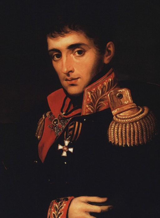Александр Тучков. / Фото: www.regiment.ru