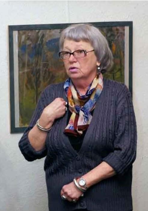 Ирина Ефимович. / Фото: www.nasledie-rus.ru