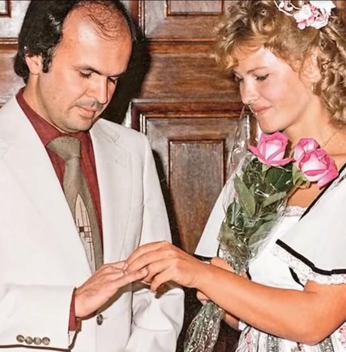 Любовь Полехина и Марио Риберо. / Фото: www.russia.tv