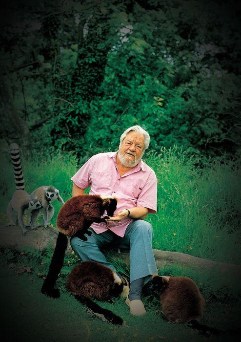 Джеральд Даррелл. / Фото: www.pinimg.com
