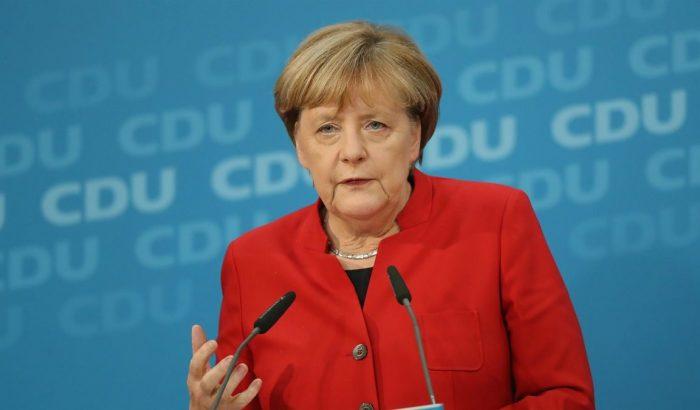Ангела Меркель. / Фото: www.happymigration.com