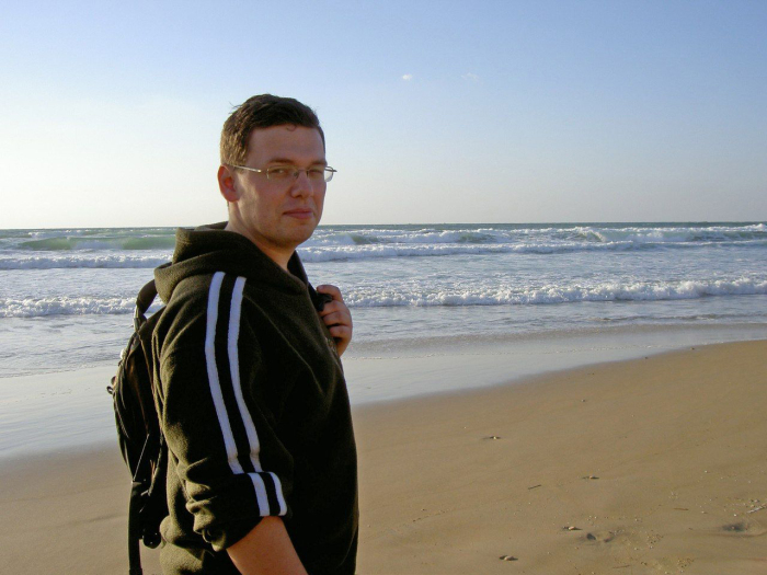 Дмитрий Рус. / Фото: www.all-the-books.ru