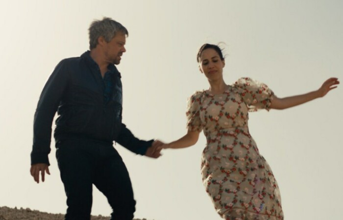 Кадр из фильма «Колено Ахеда». / Фото: www.kino-teatr.ru