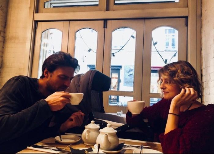 Иван Колесников и Лина Раманаускайте. / Фото: www.instagram.com