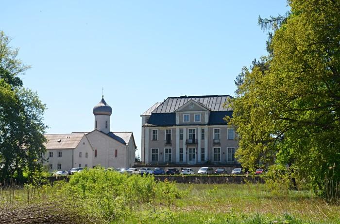 Свято-Георгиевский мужской монастырь в Германии. / Фото: www.europa24.ru