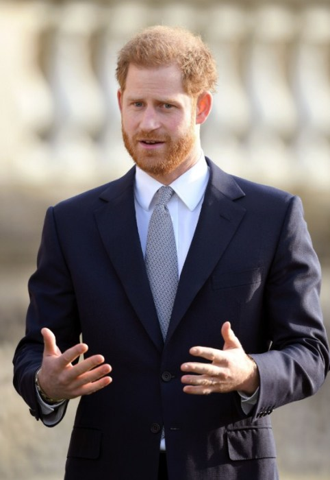 Принц Гарри. / Фото: www.huffingtonpost.com