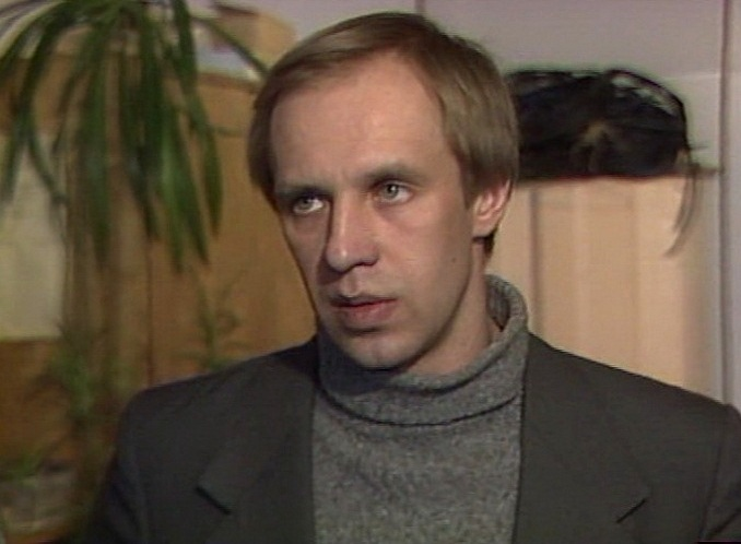 Александр Феклистов, кадр из фильма «Новоселье». / Фото: www.kino-teatr.ru