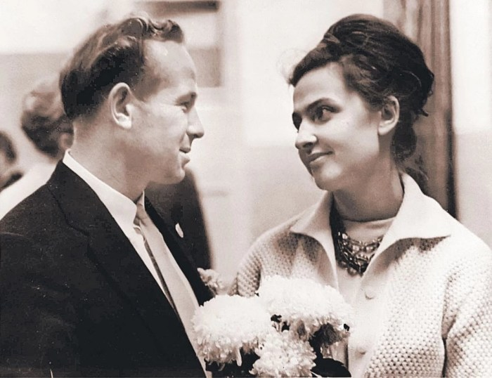 Алексей и Светлана Леоновы. / Фото: www.kpcdn.net