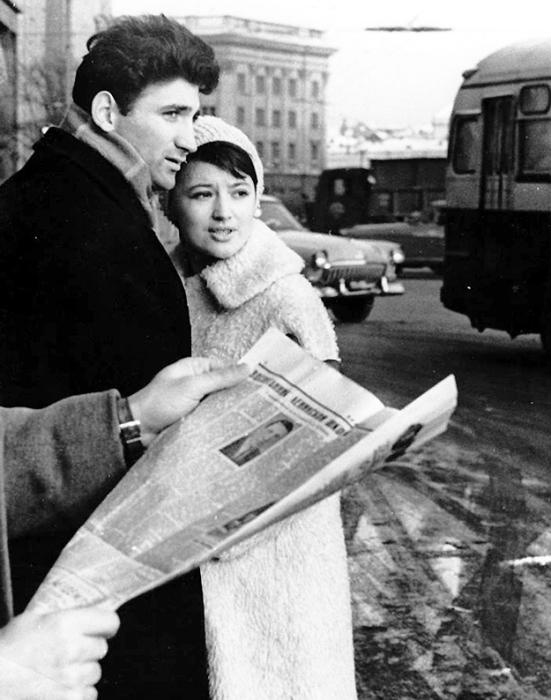 Эльдар и Ариадна Шенгелая. / Фото: www.litobozrenie.com