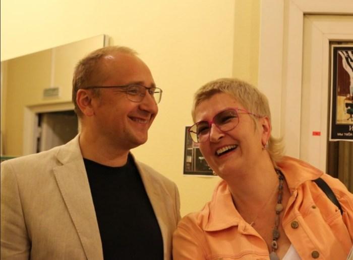 Татьяна и Евгений Устиновы. / Фото: www.1001.ru