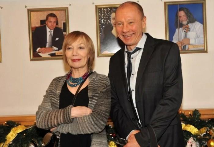 Елена Коренева и Андрей Ташков. / Фото: www.yandex.net