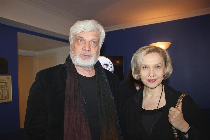 Дмитрий и Марина Брусникины. / Фото: www.userapi.com