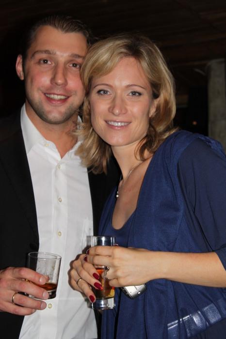 Мария Киселёва и Владимир Кирсанов. / Фото: www.peoples.ru