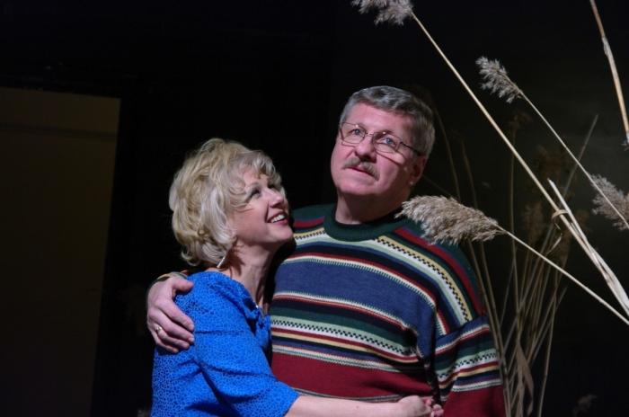 Сергей Паршин и Наталья Кутасова. / Фото: www.liveinternet.ru