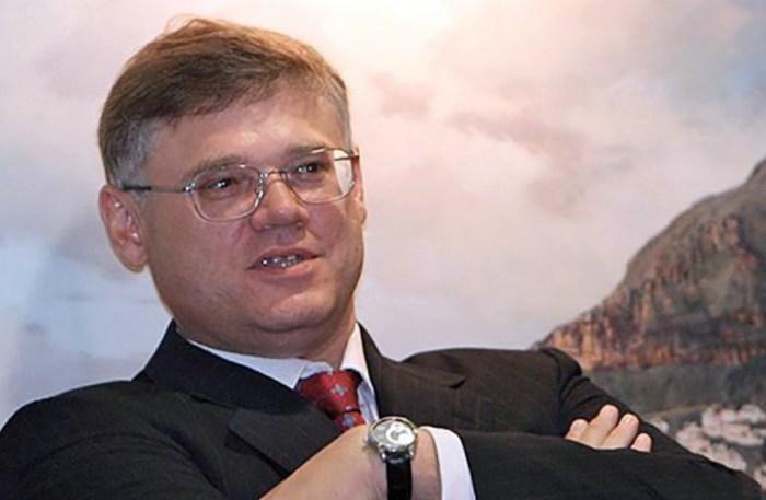 Александр Абрамов. / Фото: www.rucompromat.com