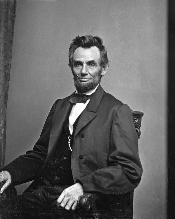 Авраам Линкольн. / Фото: www.wikimedia.org
