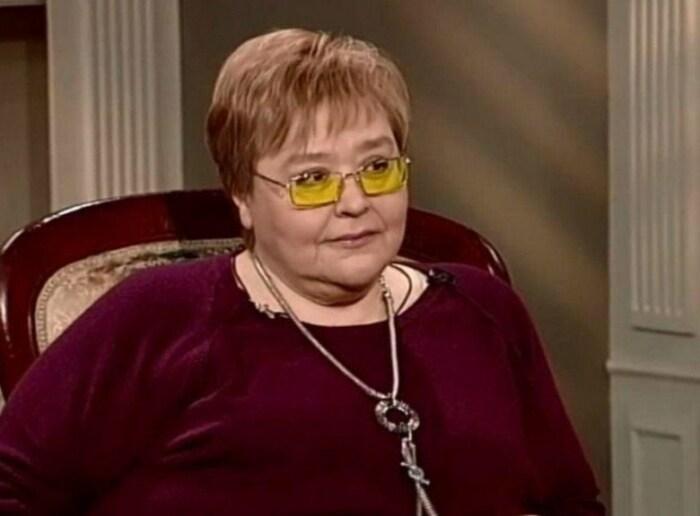 Татьяна Агафонова. / Фото: www.love-psy.ru