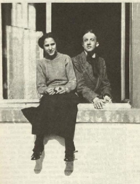 Елена Дьяконова Гала и Поль Элюар. / Фото: www.mtdata.ru
