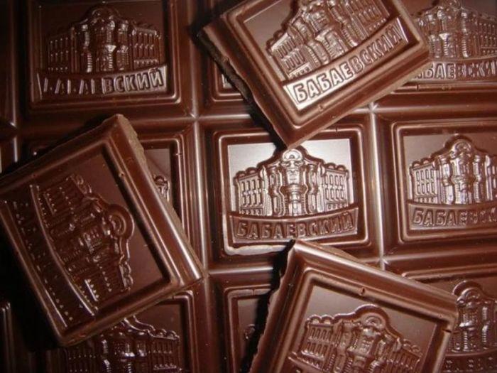 Легендарный шоколад «Бабаевский». / Фото: www.dulichnga.com