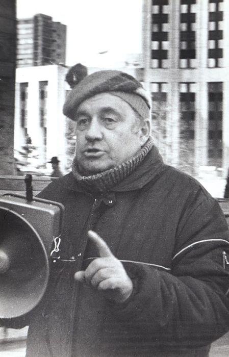 Эльдар Рязанов. / Фото: www.bidspirit.com