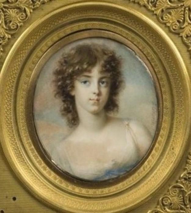 Софья Нарышкина, дочь Александра I. / Фото: www.mtdata.ru