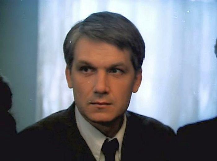 Юрий Шлыков в фильме «Закон». / Фото: www.kino-teatr.ru