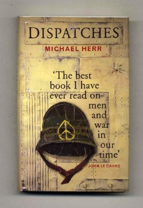 «Репортажи», Майкл Герр. / Фото: www.abebooks.com