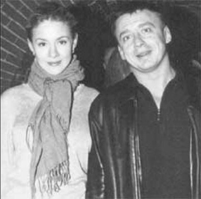 Анастасия Чухрай и Антон Табаков. / Фото: www.compromat.ru