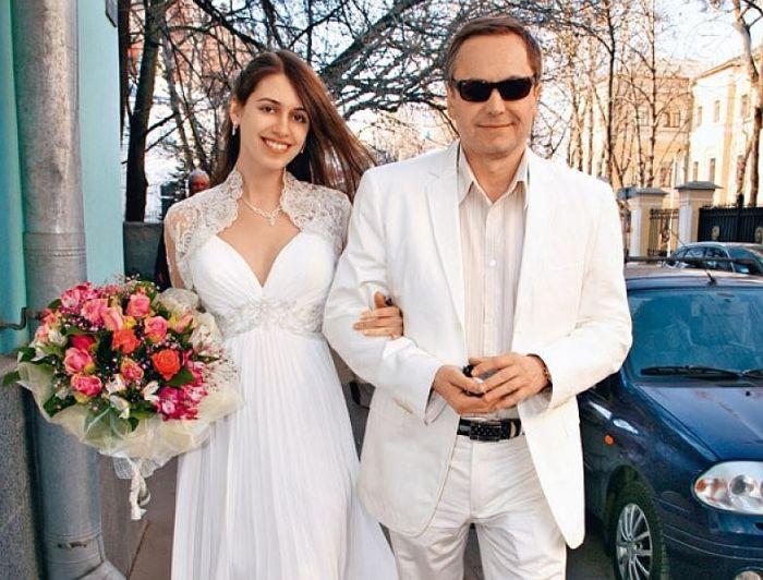 Андрей Соколов в день бракосочетания с Ольгой. / Фото: www.sm-news.ru