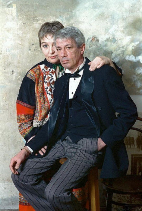 Александр Хочинский и Антонина Шуранова. / Фото: www.mtdata.ru
