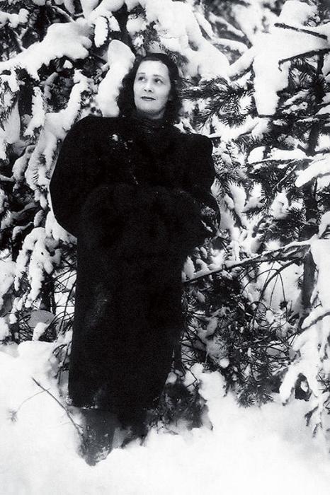 Мама Лёки Мироновой. / Фото: www.7days.ru