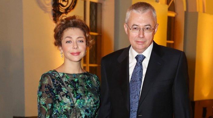 Игорь Малашенко и Божена Рынска. / Фото: www.news24-7.ru