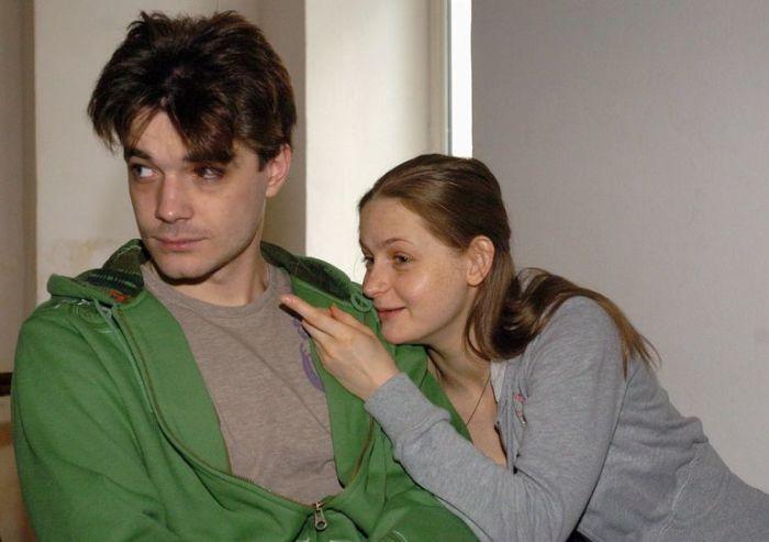 Максим Матвеев и Яна Сексте. / Фото: www.kakprosto.ru
