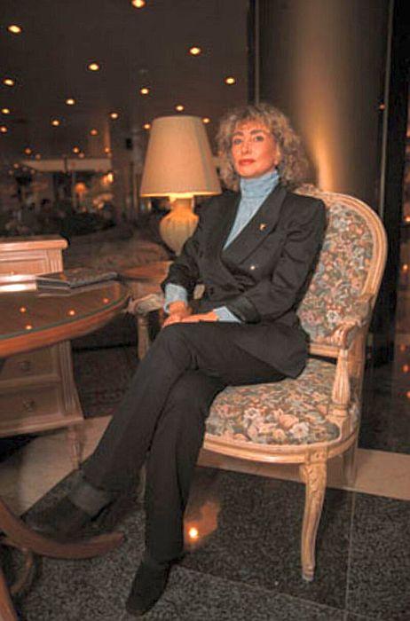 Любовь Брежнева. / Фото: www.fishki.net