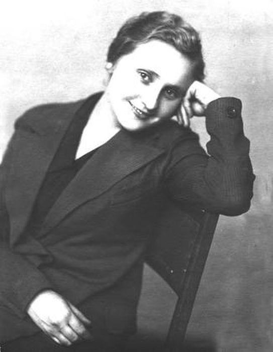 Анастасия Георгиевская. / Фото: www.media.theatre.ru