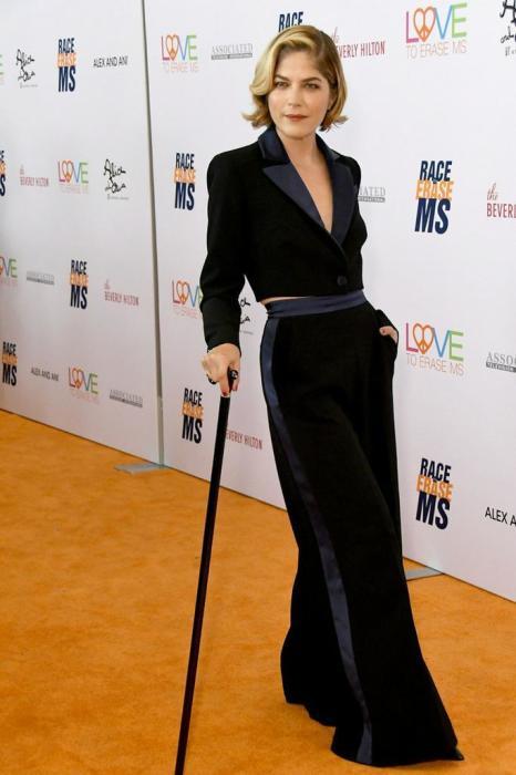 Сельма Блэр. / Фото: www.gala.de
