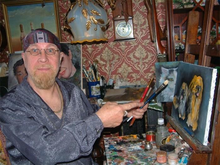 Юрий Сергеевич Филиппов. / Фото: www.rewizor.ru