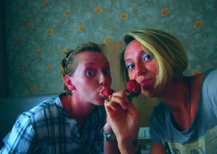 Ольга и Анна Авиловы. / Фото: www.veasy.ru