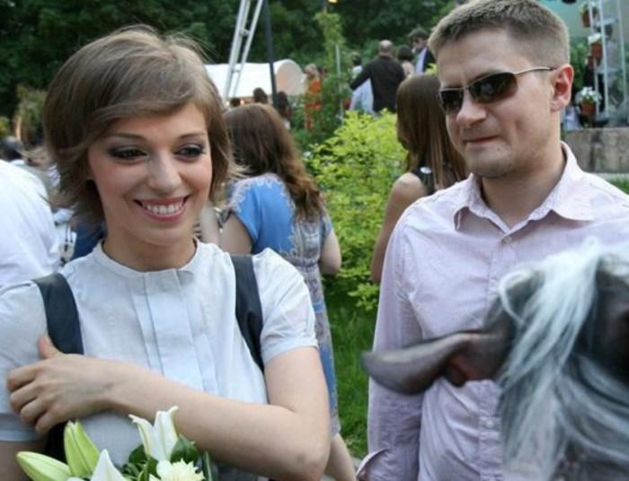 Нелли Уварова и Сергей Пикалов. / Фото: www.autogear.ru
