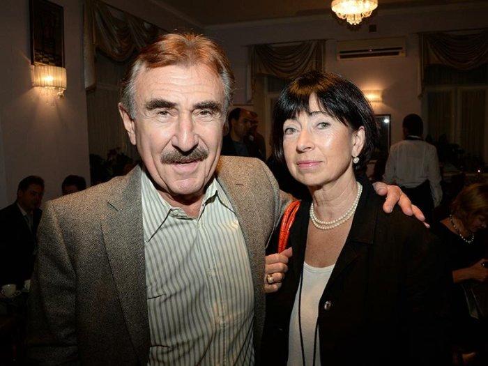 Анна Березина и Леонид Каневский. / Фото: www.yandex.net