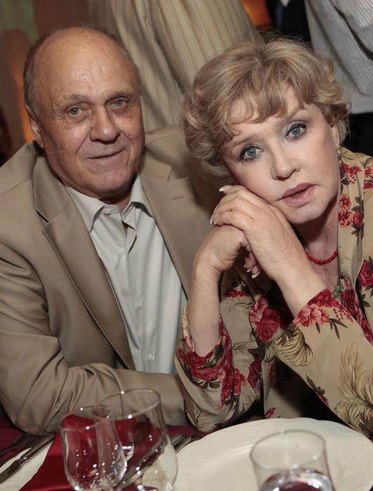 Владимир Меньшов и Вера Алентова. / Фото: www.news2star.ru
