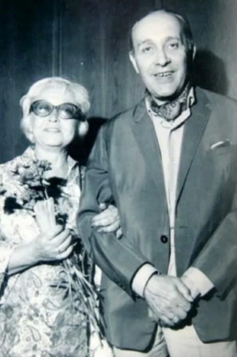 Янина Жеймо и Леон Жанно. / Фото: www.yandex.net