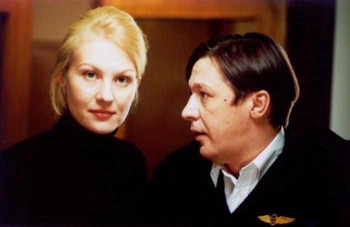Рената Литвинова и Михаил Ефремов. / Фото: www.kviff.com