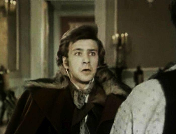 Борис Смолкин, кадр из фильма «Свадьба Кречинского». / Фото: www.kino-teatr.ru