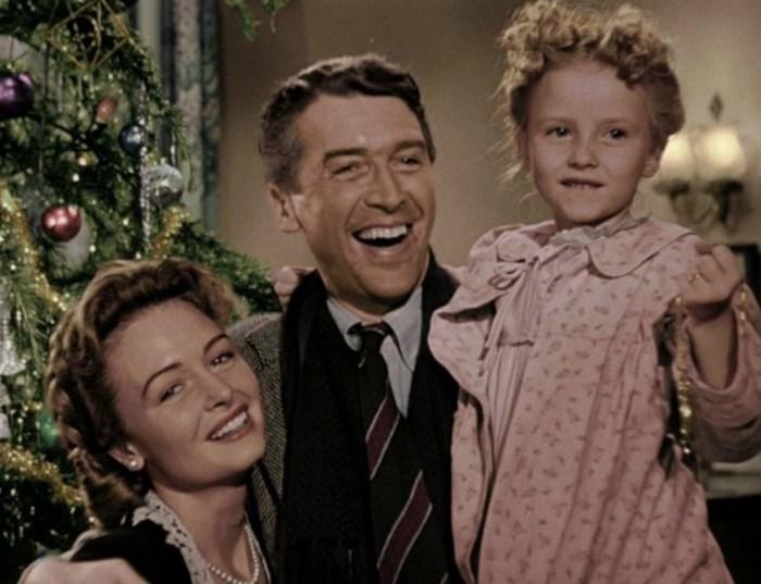 Кадр из фильма «Эта замечательная жизнь». / Фото: www.vogue.ua