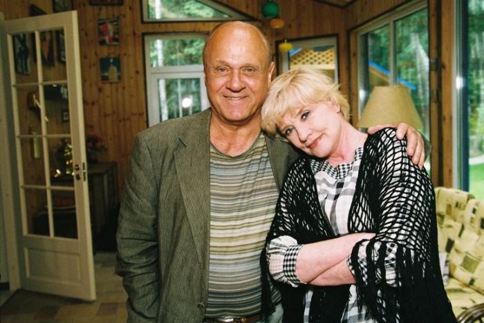 Вера Алентова и Владимир Меньшов. / Фото: www.bulvar.com.ua
