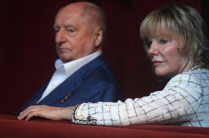 Марк Анатольевич и Александра Марковна Захаровы. / Фото: www.imag.one