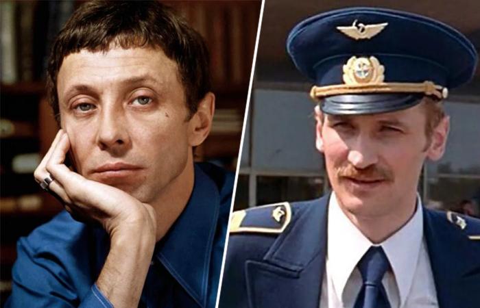 Олег Даль и Леонид Филатов.
